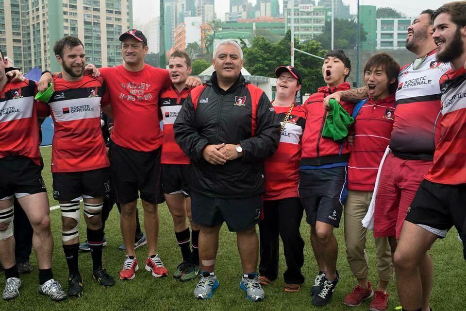 Farewell to a Valley and Hong Kong Legend….Deano Herewini