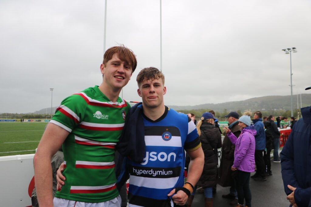 A Rivalry for the Ages…..from Valley Fort Under 6's to Bath Academy!
