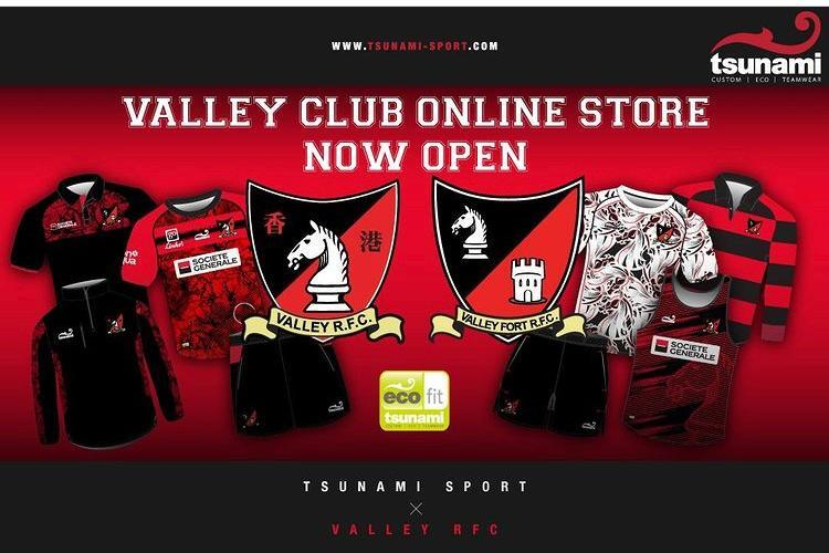 Valley Fort Merchandise Available Online Now!